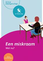 Folder Miskraam