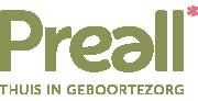 Logo Preall Thuis In Geboortezorg