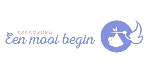 Logo Kraamzorg Een Mooi Begin